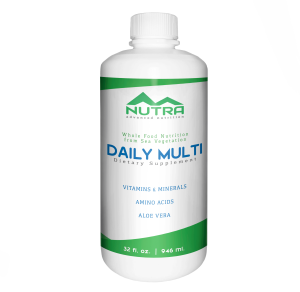 Liquid whole food multivitamin manufacturer