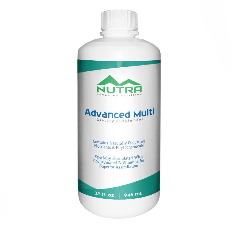 Private Label Liquid Advanced multivitamin