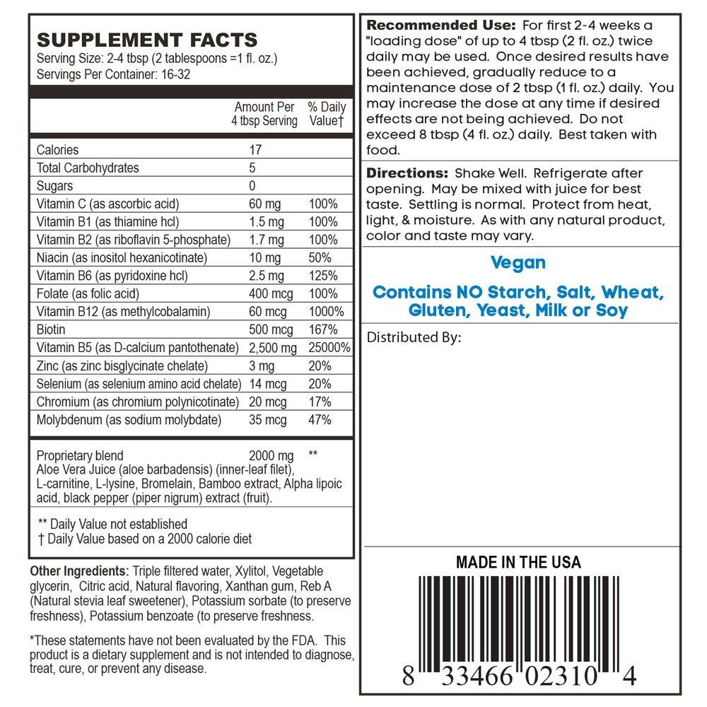 Private Label B5 Skin Care Manufacturer