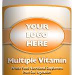Private Label Liquid Multiviamins
