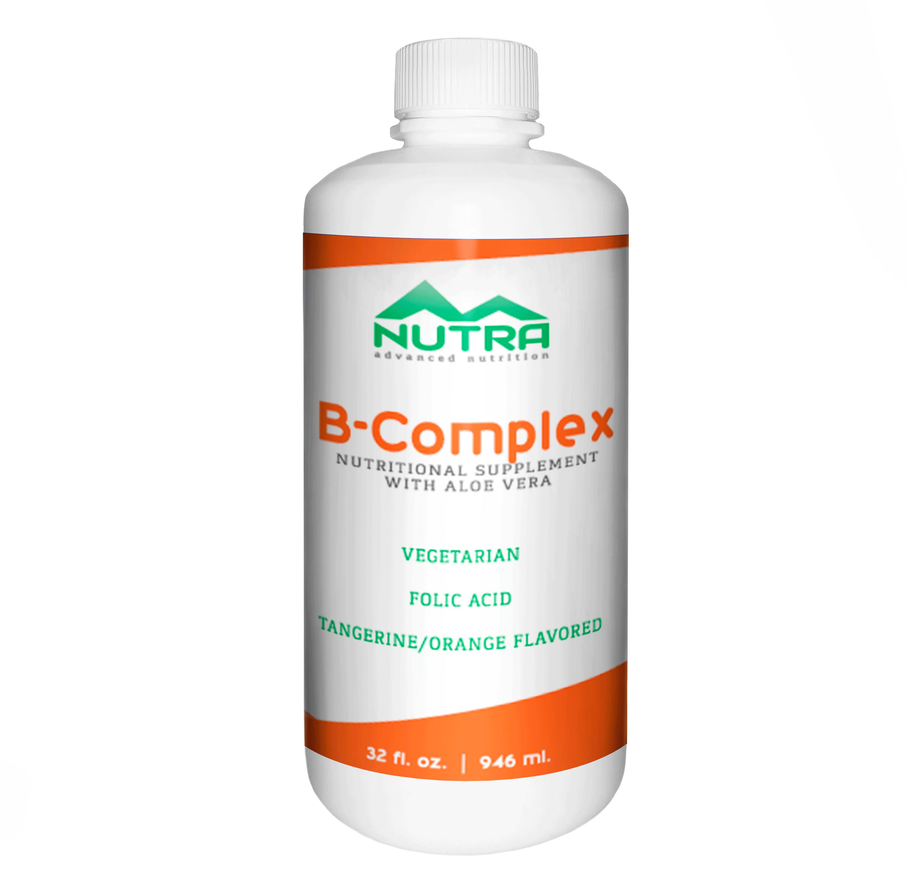 Liquid vitamin B manufacturer