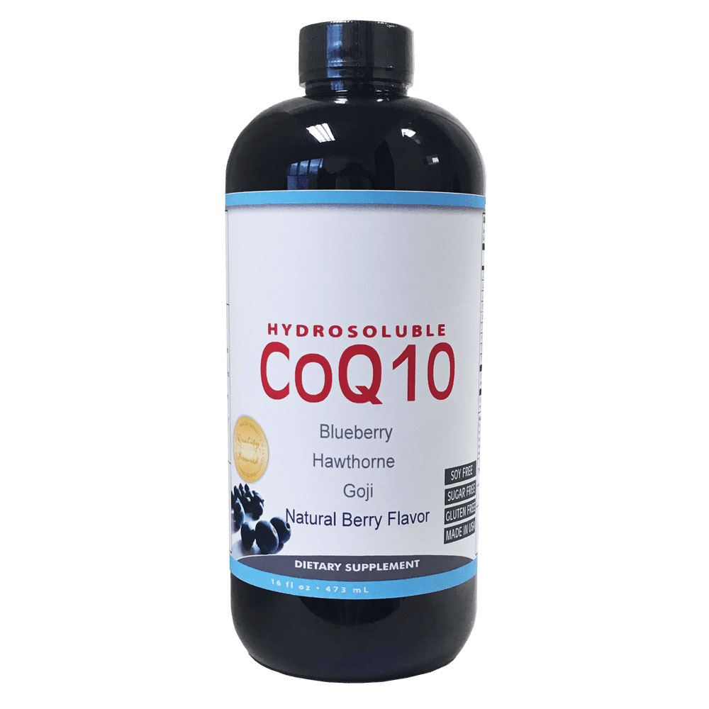 Private Label CoQ10 Manufacturer