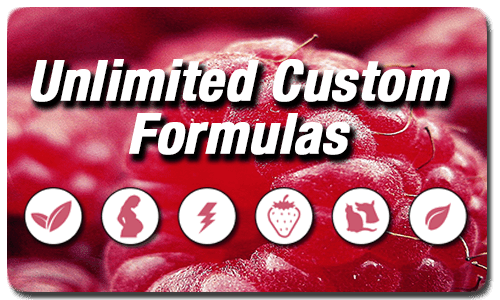 Custom Supplement Formulations