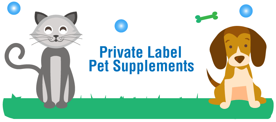 private label pet supplements