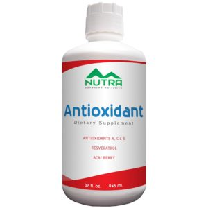 Private Label Antioxidant Vitamin Manufacturer