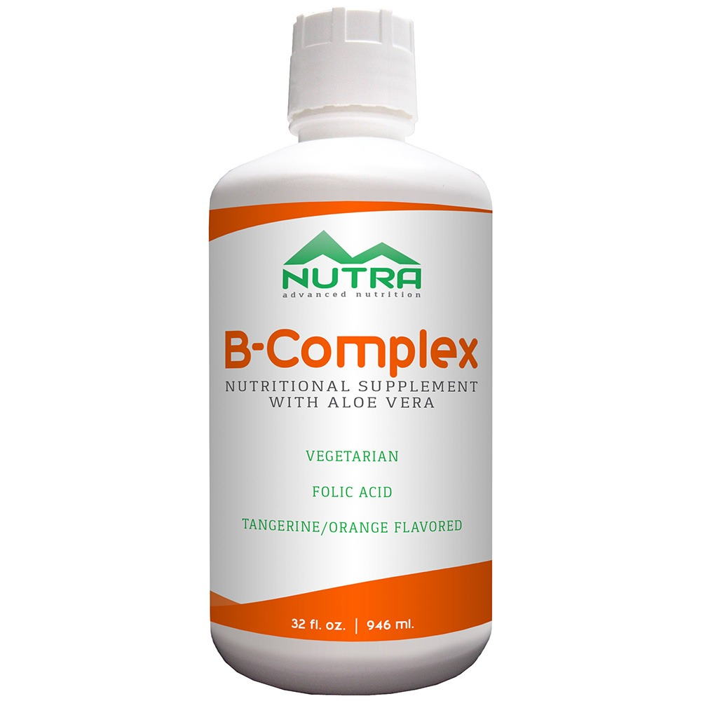 Private Label B-Complex Liquid Supplement