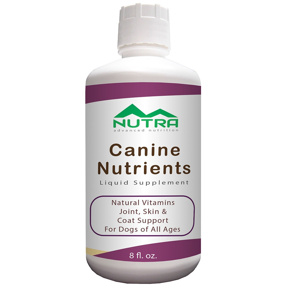Private Label Dog Vitamins Manufacturer
