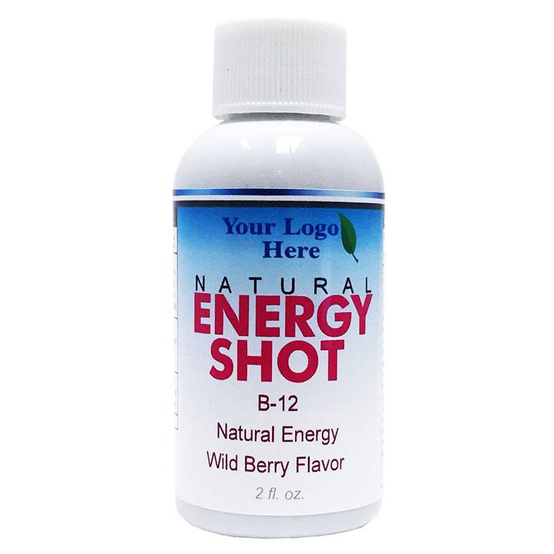 Private Label Energy Shots Boosters Manufacturer
