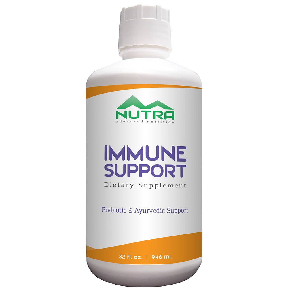 Private Label Immune Support Liquid Supplement