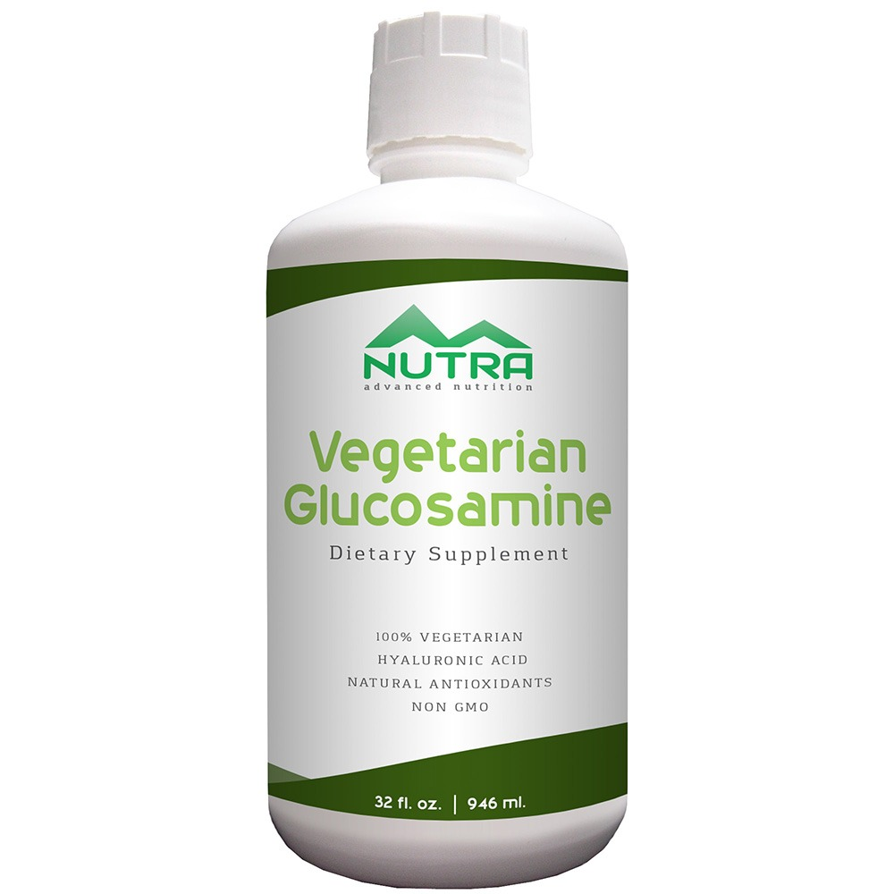 Private Label Vegetarian Glucosamine Liquid Supplement