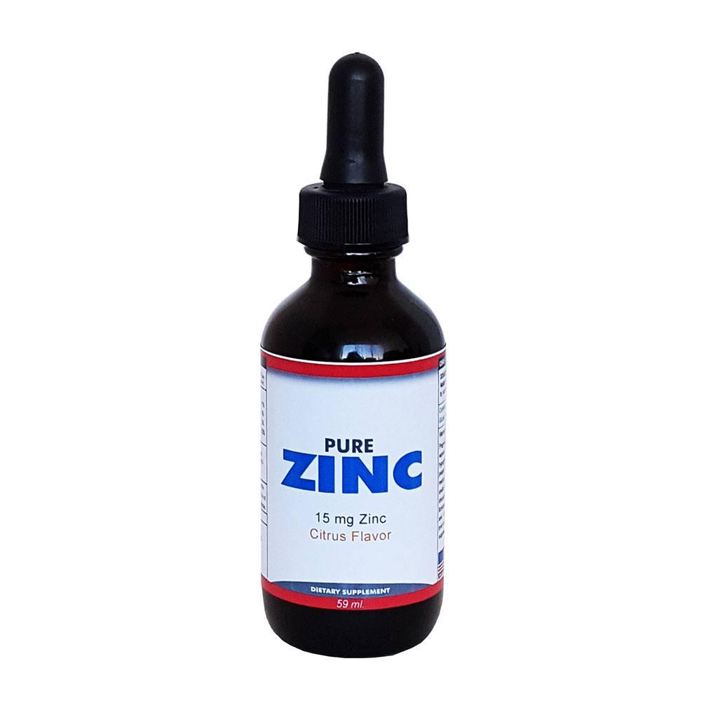 Private Label Zinc Drops Supplement Manufacturer