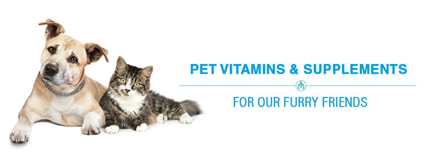 pet vitamins and supplements