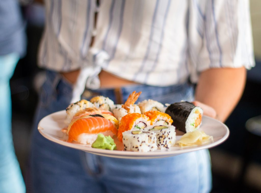 Sushi - Health tips from around the world